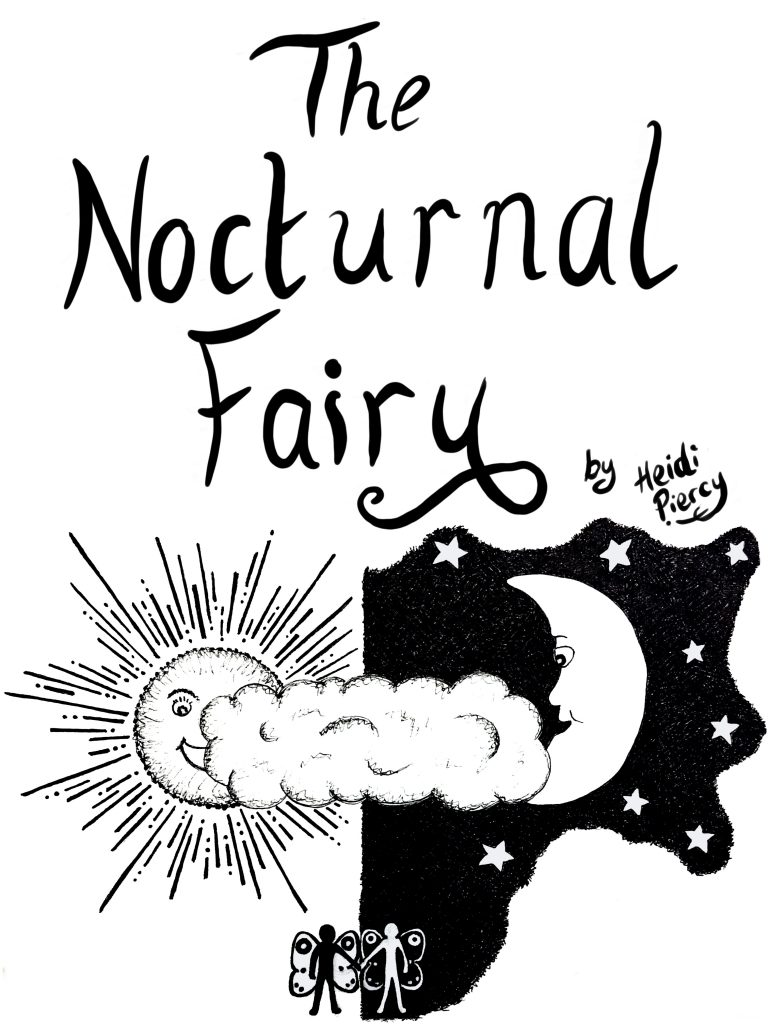 The Nocturnal Fairy by Heidi Piercy