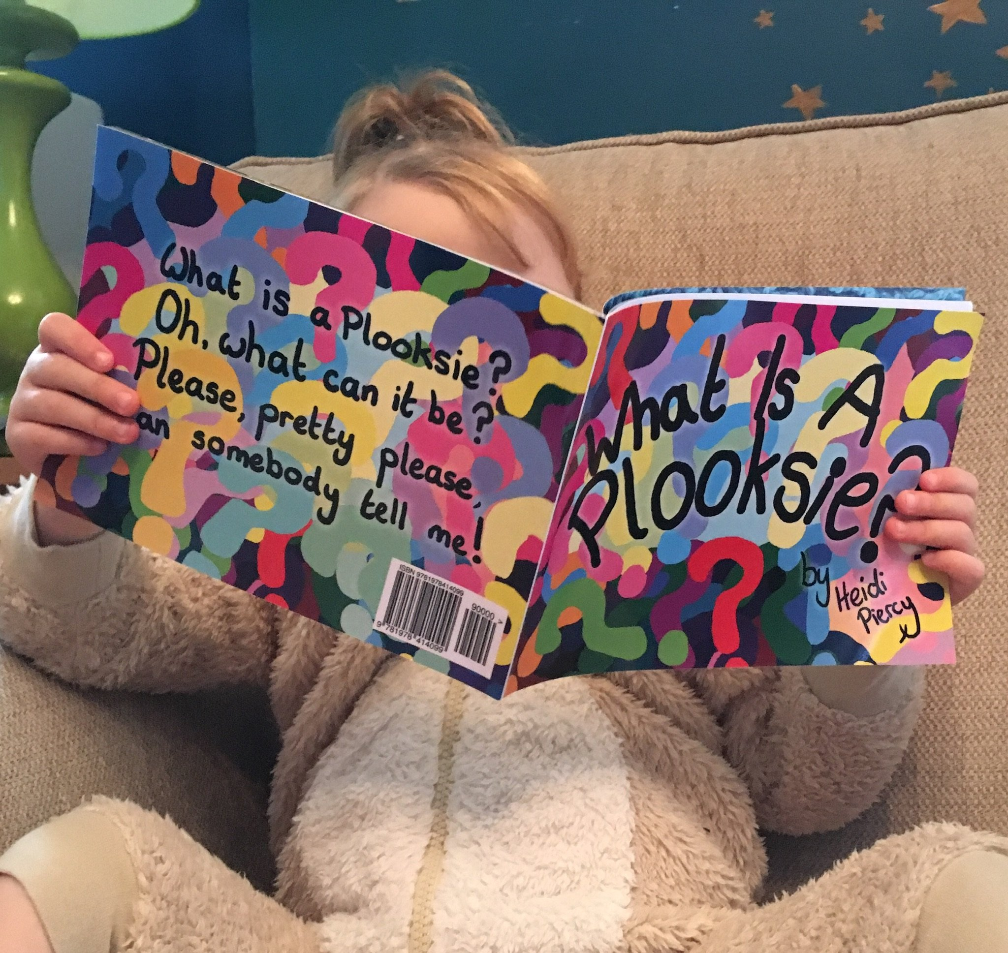 What Is A Plooksie? by Heidi Piercy